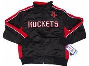 Houston Rockets Majestic Reflective Track Jacket YOUTH Size M