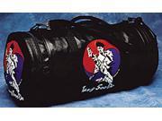 Tang Soo Do Jump Kick Sport Sparring Gear Bag (Black)
