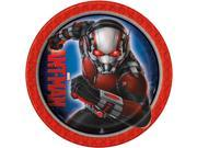 Marvel Ant Man 9 Inch Lunch Plates [8 per Pack] 9SIABHU5905677