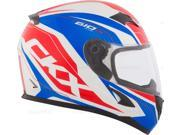 Plus CKX RR610 Full-Face Helmet, Summer Large 9SIAABP42B0049