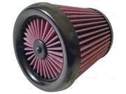Round Tapered K&N XStream Universal Air Filter 9SIAABP49C7623