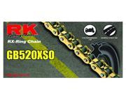 RX Ring Chain RK EXCEL Drive Chain GB520XSO