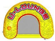 AIRHEAD SPORTSSTUFF U-Lounge Inflatable Water Chair 9SIAABP55T5060