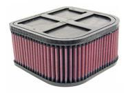 Yamaha K&N Air Filters for Stock Airbox 9SIAABP49C7637