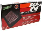 Yamaha K&N Air Filters for Stock Airbox 9SIA6TC28U6774