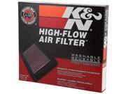 K&N HIGH FLOW PERFORMANCE AIR FILTER YA-6006 06-07 YAMAHA YZF-R6 600 9SIA00Y81Z2068