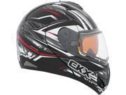 CKX Tranz RSV - Modular Helmet, Winter Bolt XX-Large 9SIAABP6ME7977