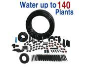 Drip Irrigation Kit for Gardens Standard DIY Watering System