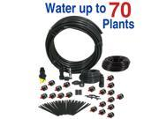 Drip Irrigation Kit for Gardens Basic DIY Watering System