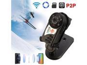 Q7S WIFI Wireless Mini DV Remote Night Vision Camcorder P2P Sport Security Camera Support TF