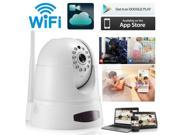 720P WiFi Night Vision Wireless Network Security Colud IP Camere IOS Android