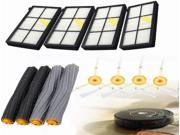 12Pcs Extractor Brus Filter Kit for iRobot Roomba 800 Series 870 880 Cleaner SET Spare Parts 9SIAAD046B7116