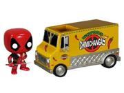 Deadpool Chimichanga Truck Pop! Vinyl Vehicle 9SIA0192WH4908