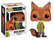 Funko Pop Disney: Zootopia - Nick Wilde Vinyl Figure 01N-002S-000T7