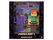"Minecraft Armor Up Alex 5"""" Figure"" 9SIV16A66V4124"