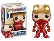 Funko Pop Marvel: Iron Man Unmasked Hot Topic Exclusive Vinyl Figure 9SIAADG3XD6703