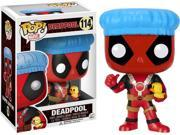 Funko Pop Marvel: Deadpool Bath Time Exclusive Vinyl Figure 9SIA10555S4393