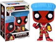 Funko Pop Marvel: Deadpool Bath Time Exclusive Vinyl Figure