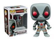 Funko Pop Marvel: X-Force - Deadpool Two Swords Gray Exclusive Vinyl Figure