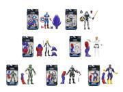 Marvel Legends Series: Captain America Action Figures 7-Pack