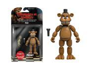 "Funko Five Nights at Freddy's Articulated Freddy Action Figure, 5"""""" 9SIA10555S6501"