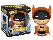 Funko Dorbz:  Batman 75th Anniversary Colorways Orange Vinyl Figure 9SIAADG4M40372