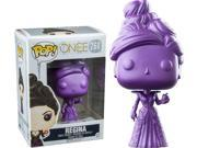 Funko Pop TV: Once Upon a Time - Regina Metallic Purple Exclusive Vinyl Figure 9SIAB7S4PD2055
