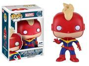 Funko Marvel Exclusive POP captain Marvel Masked Vinyl Figure 9SIA0494BS2406