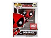 Funko Pop Marvel: Leaping Deadpool Exclusive Vinyl Figure 9SIAD245DY8231