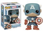 Funko Pop Marvel: Captain America Sepia 75th Anniversary Exclusive Vinyl Figure 9SIAADG4UJ6351