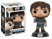 POP Star Wars Rogue One Capt Cassian Andor by Funko 9SIAB7S5191826