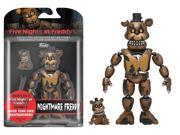Five Nights at Freddy's Nightmare Freddy 5-Inch Action Figure 9SIAA7657Y0076