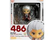 Good Smile Fate/Stay Night Archer Super Movable Edition Nendoroid Action Figure 9SIACW45AW7532