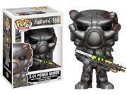 Funko POP Games: Fallout 4 X-01 Power Armor Vinyl Figure 9SIA7PX59E7262