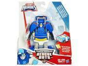 Playskool Heroes Transformers Rescue Bots Rescan Chase The Police Bot Action Figure 9SIAADG59F5790