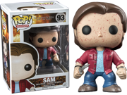 Funko Pop TV: Supernatural - Sam Blood Splatter Exclusive Vinyl Figure 9SIAADG5D67069