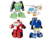 Playskool Heroes Transformers Rescue Bots Griffin Rock Rescue Team 9SIAADG5HW7645