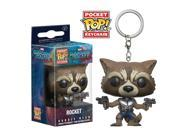 Funko Guardians Of the Galaxy 2 Pocket POP Rocket Keychain Figure 9SIA88C5AN1156