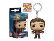Funko Guardians Of The Galaxy 2 Pocket POP Star-Lord Keychain Figure 9SIA7PX5C78103