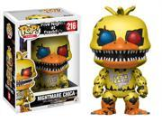 Five Nights at Freddy's Nightmare Chica POP! Vinyl Fig by Funko 9SIA7WR62U4860
