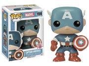 Funko Pop Marvel: Captain America Sepia 75th Anniversary Exclusive Vinyl Figure 9SIAADG4UJ6351