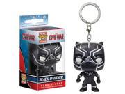 Funko Pocket Pop: Captain America Civil War - Black Panther Keychain 9SIAAX359G2561
