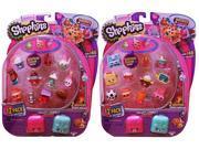 Shopkins Season 5 Bundle 12-Pack (2-Pack) 9SIA17P5TG2106