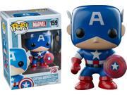 Funko Pop Marvel: Captain America 75th Anniversary Exclusive Vinyl Figure 9SIAADG4MH5264