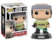 Funko Star Wars POP Endor Luke Skywalker Bobble Head Vinyl Figure 9SIAA764VT2935