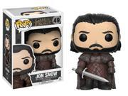 Funko Game Of Thrones POP Jon Snow Vinyl Figure 9SIAADG62K3048