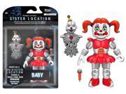 "Funko Five Nights At Freddy's Baby Articulated Action Figure, 5"""""" 9SIA7PX6419216"