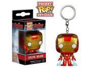 Pocket Pop! Vinyl Iron Man Keychain by Funko 9SIA88C2W41358