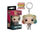 Suicide Squad Harley Quinn Pop! Vinyl Keychain by Funko 9SIA57X64S9171