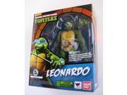 Bandai Tamashii Nations Teenage Mutant Ninja Turtles S.H. Figuarts Leonardo Action Figure 9SIAADG56P5362